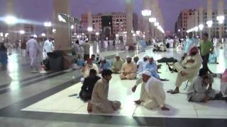 preview picture of video 'Masjid al-Nabwi, Madina'