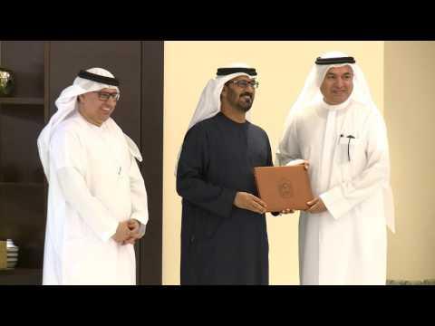 Report FAHR Awarding Strategic Partners of 2015