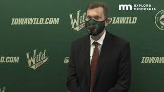 Griffins vs. Wild   Mar. 26, 2021