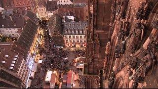 preview picture of video 'Marché de Noël de Strasbourg - Capitale de Noël'