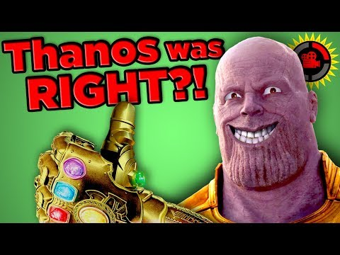Download Film Theory: Thanos Was RIGHT!! (Avengers Infinity War) HD Video