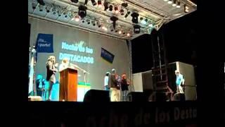 preview picture of video 'Gran Celestino para el El Balcón de los Santos en la Noche de los Destacados'