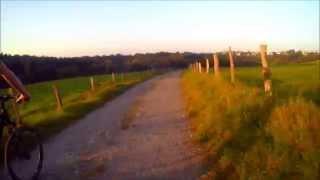 preview picture of video '27.09.2014 Würselen Kohlscheid mit dem Rad'