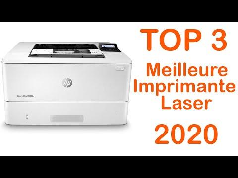 TOP 3 : Meilleure Imprimante Laser 2020