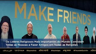 PAZ ENTRE AS RELIGIÕES