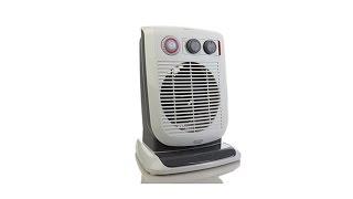 De'Longhi Caldobagno BathroomSafe 1500Watt Heater