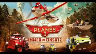 Planes 2 - Immer im Einsatz Film Trailer