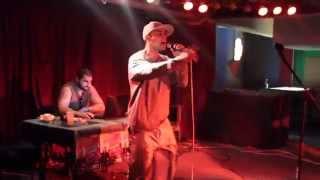 Video Lukrecius Chang - S Rapem proti kriminalitě (Jedinečný show)