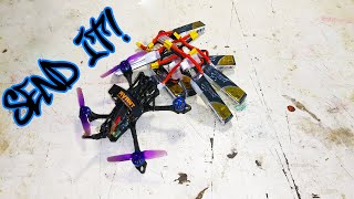 """Heads FULL SENDS The Kira 2.5"""" Toothpick (FPV Freestyle)"""