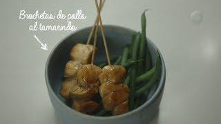 Tu cocina - Menú comer con las manos