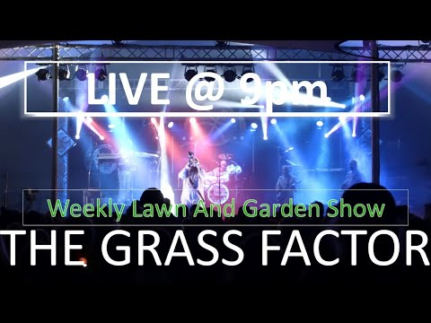THE #1 LAWN CARE LIVE SHOW ON YOUTUBE - 9PM EASTERN