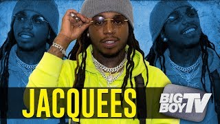 Jacquees on King of RB Title, Album w/ Chris Brown, Young Thug, Dj Mustard + More!