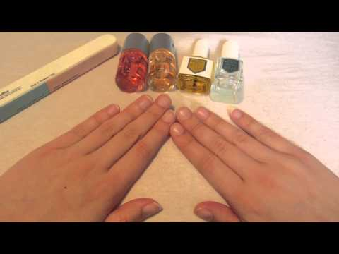 Testbericht und Ergebnis: Nagelhärter/Nagelöl - Kur