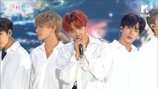 [BTS (방탄소년단)   Intro Performance, DNA, YNWA, Spring Day] Live @ Melon Music Awards (2017 멜론뮤직어워드)