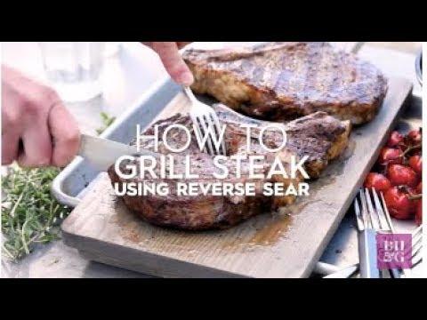 How to Grill Steak Using Reverse Sear | Basics | Better Homes & Gardens