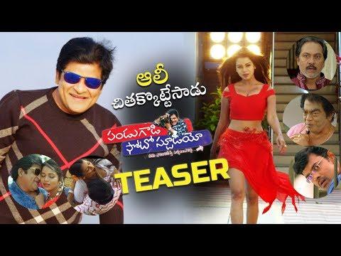 Pandugadi Photo Studio Official Teaser   Ali Latest Telugu Movie Trailer