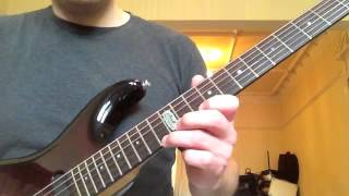 Forever Man - Guitar Solo Lesson