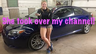 The Afternoon crew takes over my channel on a Scion tC
