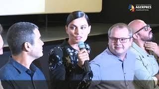 """Catrinel Marlon (Menghia), la premiera """"La Gomera"""": Porumboiu, un regizor foarte sever, scoate untul din tine"""