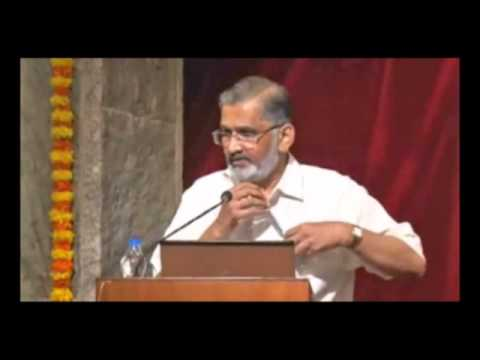 Public Lecture -Aarogya Swaraj : In Search of Health Care for the People by Dr. Abhay Bang