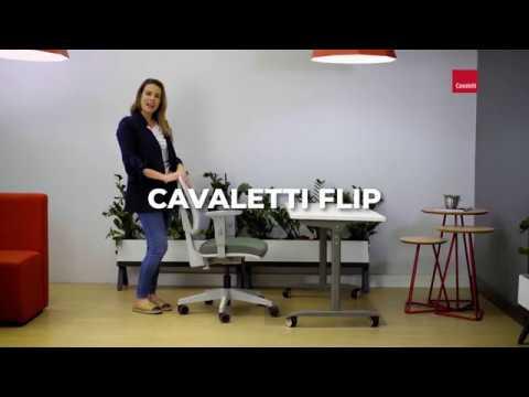 Dica de Cadeira Mais Compacta e Ergonômica, a Cadeira Flip! Itumex MOVEL PARA ESCRITORIO