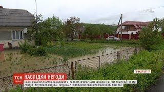Циклон із грозами й буревіями прийшов до України з Італії