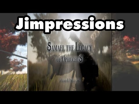 Samael The Legacy Of Ophiuchus – The Worst PS4 Game Ever Made (Jimpressions) video thumbnail