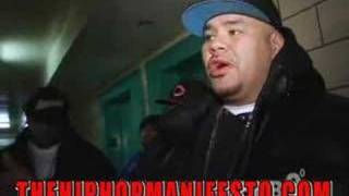 Fat Joe Going At 50 Cent (Again)