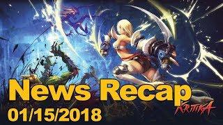 MMOs.com Weekly News Recap #130 January 15, 2018