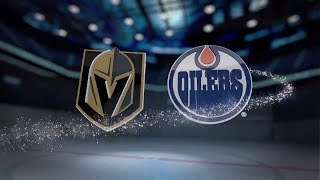 Vegas Golden Knights vs Edmonton Oilers - Nov. 14, 2017 | Game Highlights | NHL 2017/18. Обзор матча