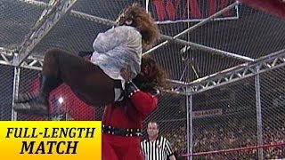FULL-LENGTH MATCH - Raw - Kane vs. Mankind - Hell in a Cell