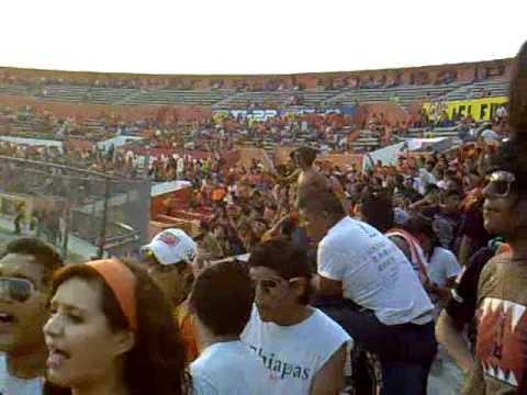 """""""señores yo soy jaguares- BARRA LA FUSION"""" Barra: La Fusión • Club: Jaguares"""