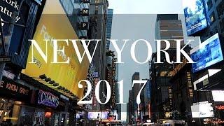 10 ДНЕЙ В НЬЮ-ЙОРКЕ ЗА 140 СЕКУНД | NEW YORK 2017