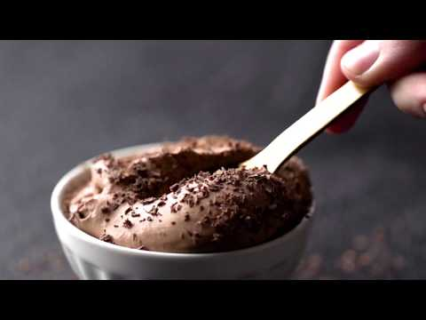 How to Make the BEST Chocolate Mousse Recipe EVER!