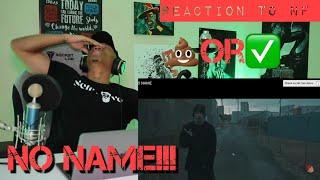 TRASH or PASS! NF (No Name) [REACTION]