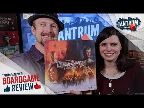 Tantrum House's Review of Mistborn: House War