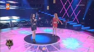 """Hande Yener Ve Veliahtı Elif'ten """"Acı Veriyor"""" - 4. Hafta Performansı - 26 Ekim 2013"""