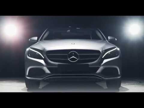 Mercedes Benz  C Class Sedan Седан класса C - рекламное видео 1