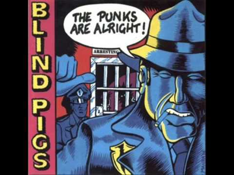 I Hate the Summer - Blind Pigs