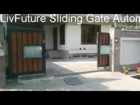 Automation Sliding Gate