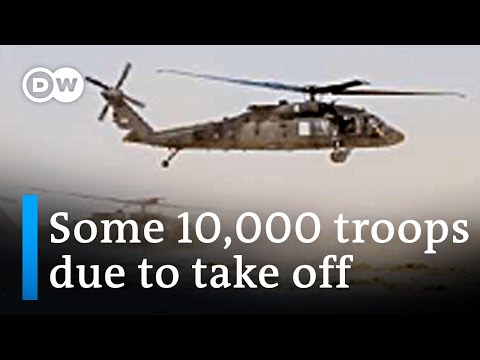 Taliban gains likely if some 10,000 NATO troops due to leave Afghanistan | DW News
