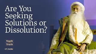 Dissolution does not mean destruction Dissolution means you broke the boundaries of