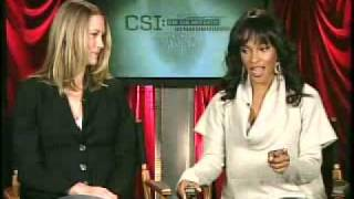 Lauren Lee Smith & Megalyn Echikunawoke - CSI S9 Interview