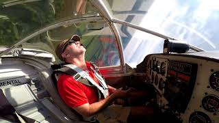 Low level Aerobatics in a Van's RV-6