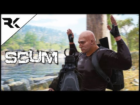 SCUM | Mission - To Kill 5 Players [Friday Survival]