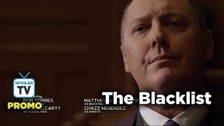 "The Blacklist 6x05 Promo ""Alter Ego"""