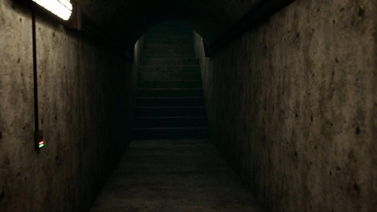 Bunker allemand Unreal Engine 4