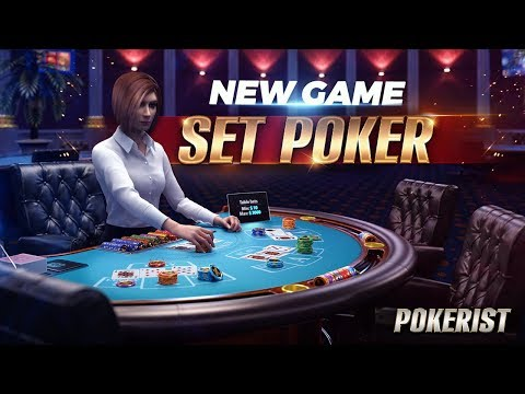 Set Poker - A New Game From Pokerist!