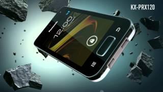 PANASONIC KX-PRX120UAW DECT telefon