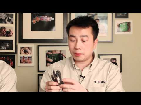 Fuji Guys - FinePix F500EXR Part 1 - Unboxing